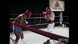 Mike Tyson vs Oliver McCall BRUTAL Sparring