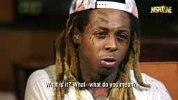 SMH! Lil Wayne says What is black lives matters