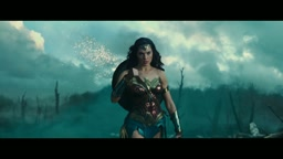 Watch The Second Trailer For 'Wonder Woman'