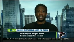 Gucci Mane On ESPN's 'His & Hers'