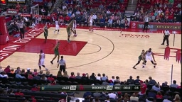 James THE BEARD Harden COOKS Utah Jazz with Step Back Three to seal the game