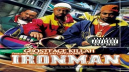 Ghostface Killah - Ironman - (1996) - [Full Album]