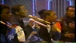 New Edition peforms Cool It Now & Mr. Telephone Man on Soul Train