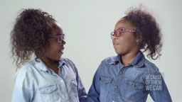 Cute Black kids Talk Black History Facts for Black History Month!