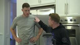 James Corden Gives Blake Griffin Some Advice As His New Life Coach