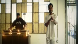 Miguel & DJ Premier 2 Lovin U Video