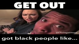 Get Out got black people SHOOK like!