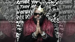 Rick ross -Game Ain't Based on Sympathy [Rather You Than Me] Album Track 9