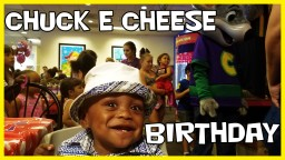 CHUCK E CHEESE Wahooooooooo! Baby Josiah's FIRST Birthday