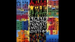 A TRIBE CALLED QUEST-1990 - Peoples Instinctive Travels A