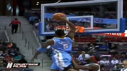 JR Smith one of the BEST in Game Dunkers