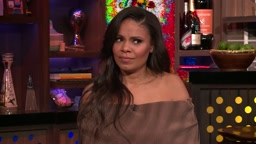 Sanaa Lathan DENIES Dating French Montana