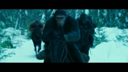 War For The Planet Of The Apes Official Movie Trailer