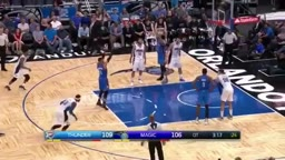 Orlando Crowd Chants MVP! During Westbrook's Historic Game