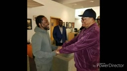 Kendrick Lamar Meets Louis Farrakhan For The First Time!!!