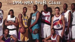 1996 NBA Draft Class Career Highlights (Kobe, Iverson, Nash, Ray Allen, Marbury)