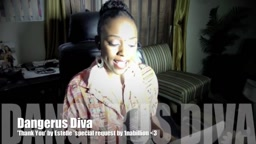 Estelle- Thank You -Dangerus Diva Remix (COVER GIRL MIXTAPE)