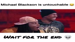 Michael Blackson Roast the whole cast of Wild N Out