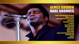 JAMES BROWN Rare Grooves