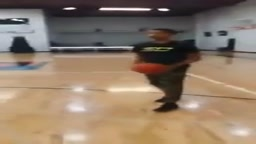 Mahmoud Abdul Rauf  If It don't go all net it don't count [1]