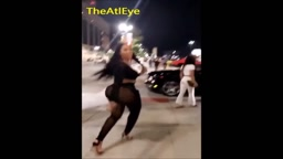 Female says DAMN MA as Deelishis leaves Bet Hip Hop Awards