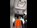 [Full Video] Bus Driver UPPERCUTS Ghetto Girl Passenger